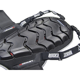 Joe Rocket Speedmaster 2.0 Back Protector - Teknic Speedstar Spine Guard