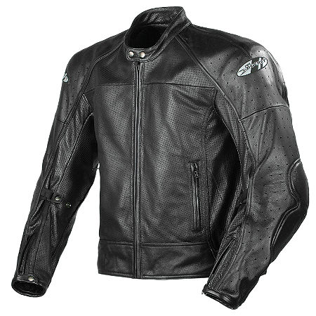 Joe Rocket Sonic 2.0 Perforated Leather Jacket - Main