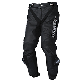 Joe Rocket Speedmaster 5.0 Perforated Pants - AGVSport Willow Perforated Leather Pants
