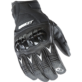 Joe Rocket Superstock Gloves - Joe Rocket Moto Air Gloves