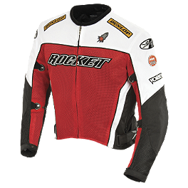 Joe Rocket UFO 2.0 Jacket - Joe Rocket Suzuki Replica Supersport Jacket