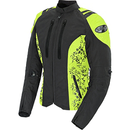 Joe Rocket Women's Atomic 4.0 Jacket - Teknic Women's Sequoia Jacket