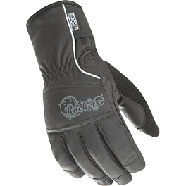 Joe Rocket Women's Ballistic 7.0 Gloves - Fieldsheer Aston 2.0 Leather Jacket