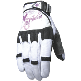 Joe Rocket Women's Heartbreaker Gloves - TourMaster Women's Sentinel Rain Pants
