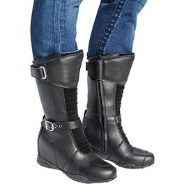 Joe Rocket Women's Heartbreaker Boots - Speed & Strength Women's MotoLisa Boots