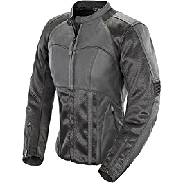 Joe Rocket Women's Radar Jacket - Teknic Women's Sevilla Textile Jacket