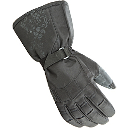 Joe Rocket Women's Sub-Zero Gloves - River Road Women's Cheyenne Gloves