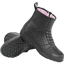 Joe Rocket Women's Trixie Boots - Joe Rocket Women's Heartbreaker Boots
