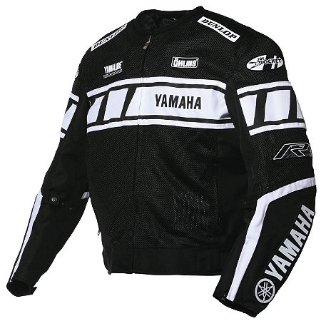 Joe Rocket Yamaha Champion Mesh Jacket - Main