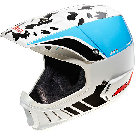 2013 JT Racing Dalmatian ALS-02 Limited Edition Helmet - Main