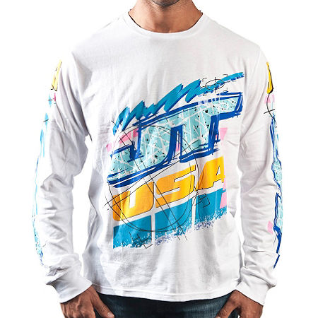 JT Racing Long Sleeve Bayle T-Shirt - Main