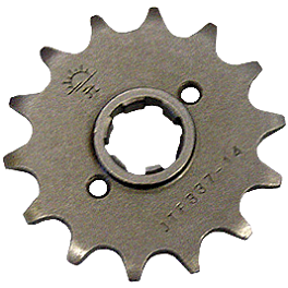 JT Front Sprocket - 16T 532 - 1999 Yamaha YZF - R6 JT Rear Sprocket 530