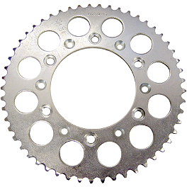 JT Rear Sprocket - 48T 532 - 2004 Yamaha YZF - R6 JT Front Sprocket 520