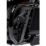 Kawasaki Genuine Accessories Engine Guard - Black - Cruiser Products