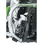 Kawasaki Genuine Accessories Engine Guard - Chrome - PARTS Cruiser Parts