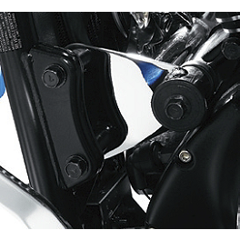 Kawasaki Genuine Accessories Engine Bracket - Honda Genuine Accessories Chrome Front Lower Cowl