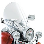 Kawasaki Genuine Accessories Touring Windshield - Kawasaki OEM Parts Cruiser Wind Shield and Accessories