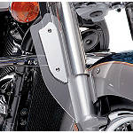 Kawasaki Genuine Accessories Windshield Lowers - No Light Bar - Motorcycle Windshields & Accessories