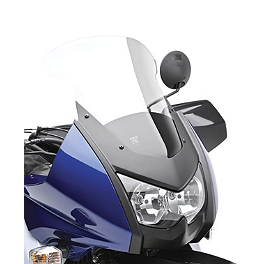 Kawasaki Genuine Accessories Tall Windshield - 2008 Kawasaki KLR650 Moose Adventure Windscreen