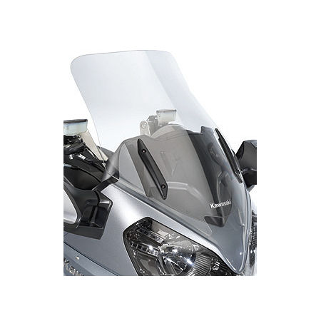 Kawasaki Genuine Accessories Tall Windshield - Main