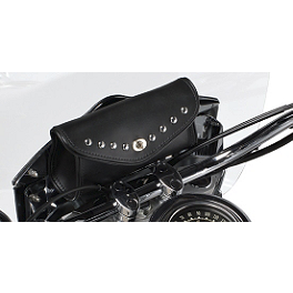 Kawasaki Genuine Accessories Windshield Bag - Plain - Kawasaki Genuine Accessories Windshield Kit