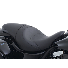 Kawasaki Genuine Accessories Standard Gel Seat - Kawasaki Genuine Accessories Saddlebag Liner Set