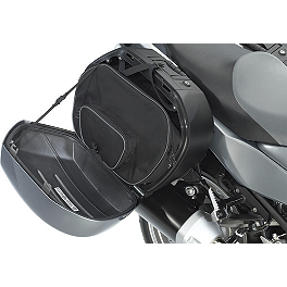 Kawasaki Genuine Accessories Saddlebag Liner Set - Kawasaki Genuine Accessories Trunk Liner