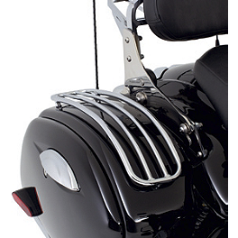 Kawasaki Genuine Accessories Saddlebag Top Rails - Kawasaki Genuine Accessories Saddlebag Side Rails