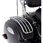 Kawasaki Genuine Accessories Saddlebag Top Rails - Kawasaki OEM Parts Cruiser Luggage and Racks