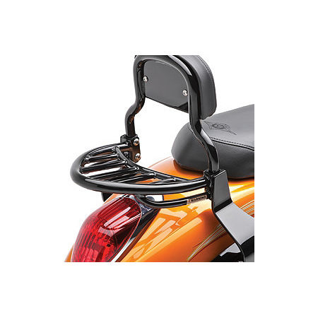 Kawasaki Genuine Accessories Luggage Rack - Black - Main