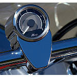 Kawasaki Genuine Accessories Mini Tachometer - Chrome -