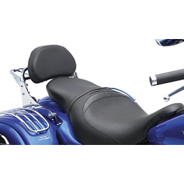 Kawasaki Genuine Accessories KQR Passenger Backrest - Kawasaki Genuine Accessories KQR Luggage Rack