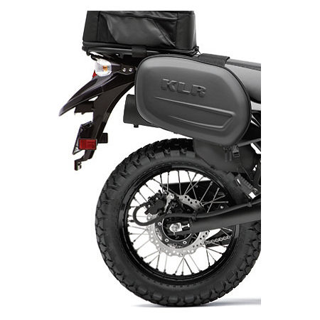 Kawasaki Genuine Accessories Saddlebags - Main