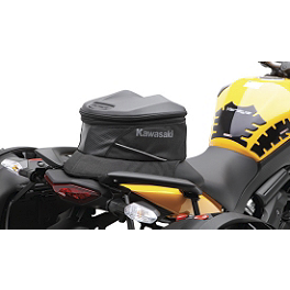 Kawasaki Genuine Accessories Soft Top Case - Kawasaki Genuine Accessories Spoiler Windscreen