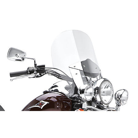 Kawasaki Genuine Accessories Windshield Kit - Main