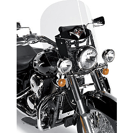 Kawasaki Genuine Accessories Sport Windshield Kit - Kawasaki Genuine Accessories Windshield Kit