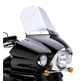 "Kawasaki Genuine Accessories 16"" Windshield - Clear - Kawasaki Genuine Accessories 14"
