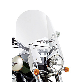 Kawasaki Genuine Accessories KQR replacement Windshield - Kawasaki Genuine Accessories Saddlebag Pocket