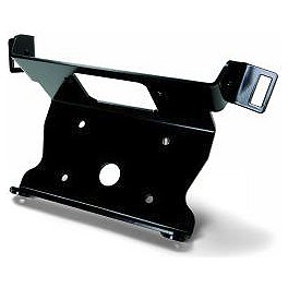 Kawasaki Genuine Accessories Winch Mount - Warn Winch Mounting System