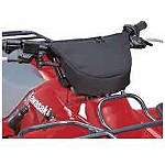 Kawasaki Genuine Accessories Handlebar Bag - Black - Kawasaki OEM Parts Utility ATV Storage Bags