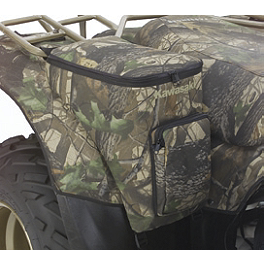 Kawasaki Genuine Accessories Rear Fender Bag - Realtree - 2008 Kawasaki PRAIRIE 360 4X4 Kawasaki Genuine Accessories Front CV Joint Guards
