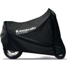 Kawasaki Genuine Accessories Storage Cover - 2008 Kawasaki KLR650 Kawasaki Genuine Accessories Handlebar Bag