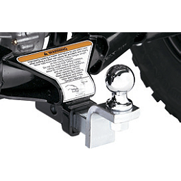 Kawasaki Genuine Accessories Trailer Hitch / Pin Kit - Kawasaki Genuine Accessories Hitch Cover