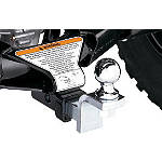 Kawasaki Genuine Accessories Trailer Hitch / Pin Kit - Kawasaki OEM Parts Utility ATV Products