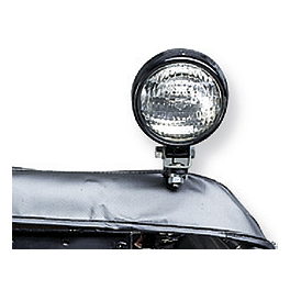 Kawasaki Genuine Accessories Cargo Bed Light - 2010 Kawasaki MULE 610 4X4 Kawasaki Genuine Accessories Storage Cover