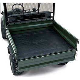 Kawasaki Genuine Accessories Bed Mat - 2011 Kawasaki MULE 4010 4X4 DIESEL Kawasaki Genuine Accessories Storage Cover