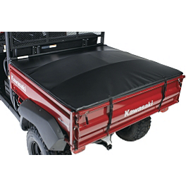 Kawasaki Genuine Accessories Bed Tonneau Cover - Black - 2009 Kawasaki MULE 4000 Kawasaki Genuine Accessories Rear Skid Plate