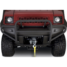 Kawasaki Genuine Accessories Brush Guard Bumper - 2012 Kawasaki MULE 4010 TRANS 4X4 DIESEL Kawasaki Genuine Accessories Storage Cover