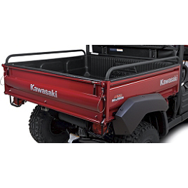 Kawasaki Genuine Accessories Bed Rails - 2009 Kawasaki MULE 4000 Kawasaki Genuine Accessories Rear Skid Plate