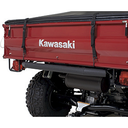 Kawasaki Genuine Accessories Rear Bumper - Kawasaki Genuine Accessories Brush Guard Bumper